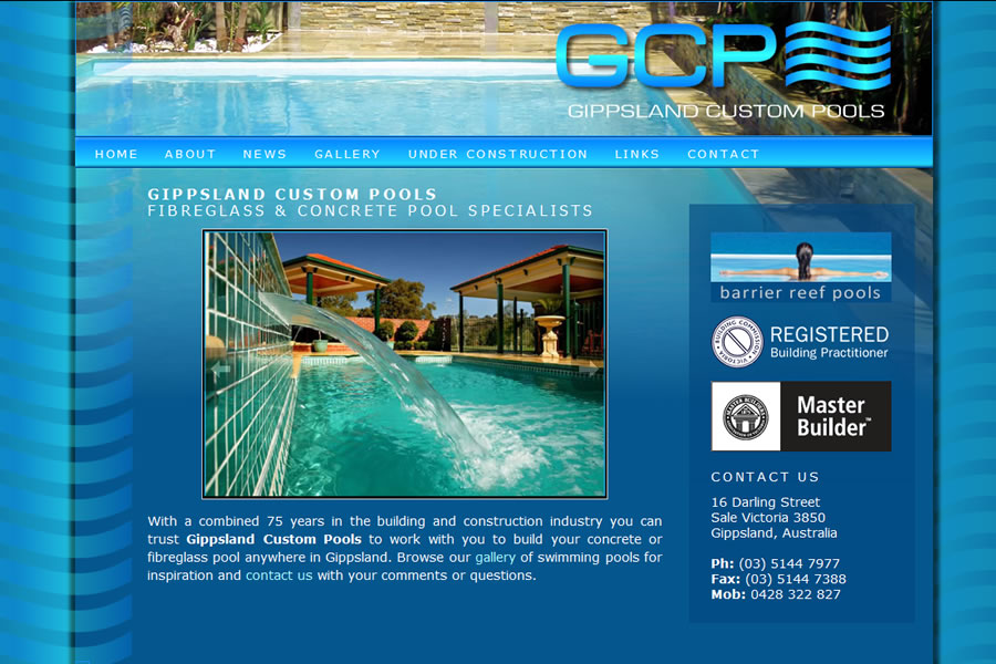Gippsland Custom Pools