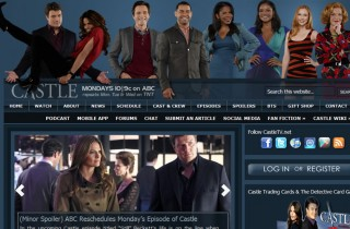 Castle TV Site
