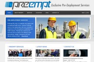 PreEmpt Pre Employment Services
